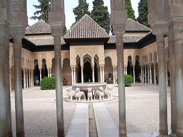 アルハンブラ宮殿の画像 p1_23